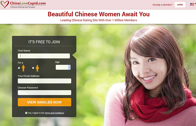 Meet Chinese Singles Now