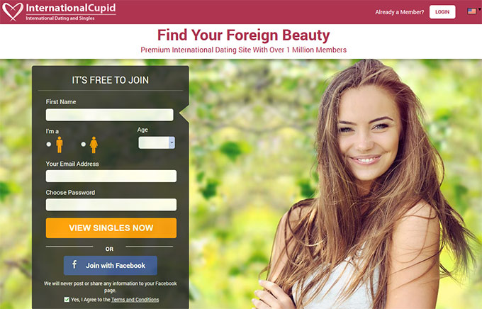 International dating websites free