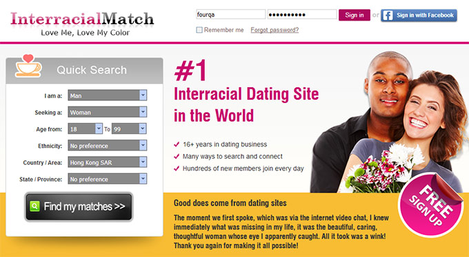 best online dating sites international
